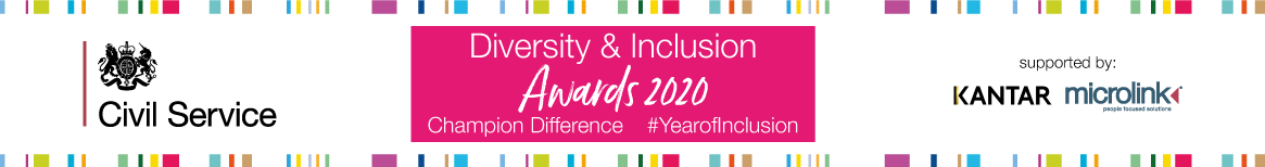 Diversity & Inclusion Awards logo
