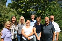 Project SEARCH team at Public Health England
