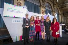 Sexual Harassment and Personal Safety Working Group Winners