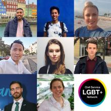 The Civil Service LGBT+ Network