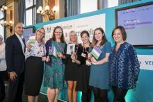 The Suffrage Centenary Volunteer Team - Gender Equality Award
