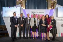 Home Office Working Through Cancer Network Winners